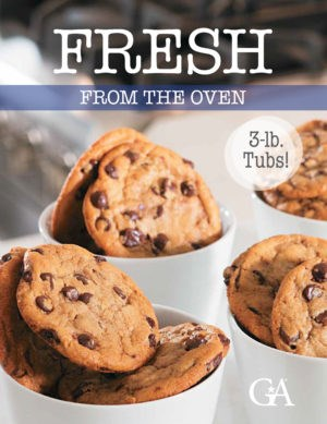 picture of cookie catalog front cover