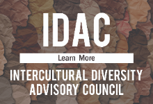 learn more about the Intercultural Diversity Advisory Council