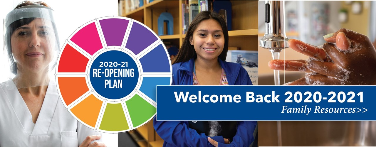 welcome back 2020-2021 click for family resources